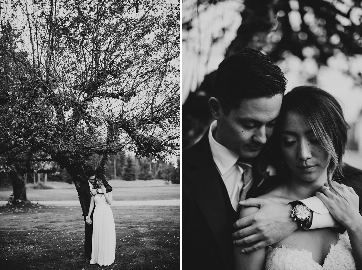 Washington Farm wedding