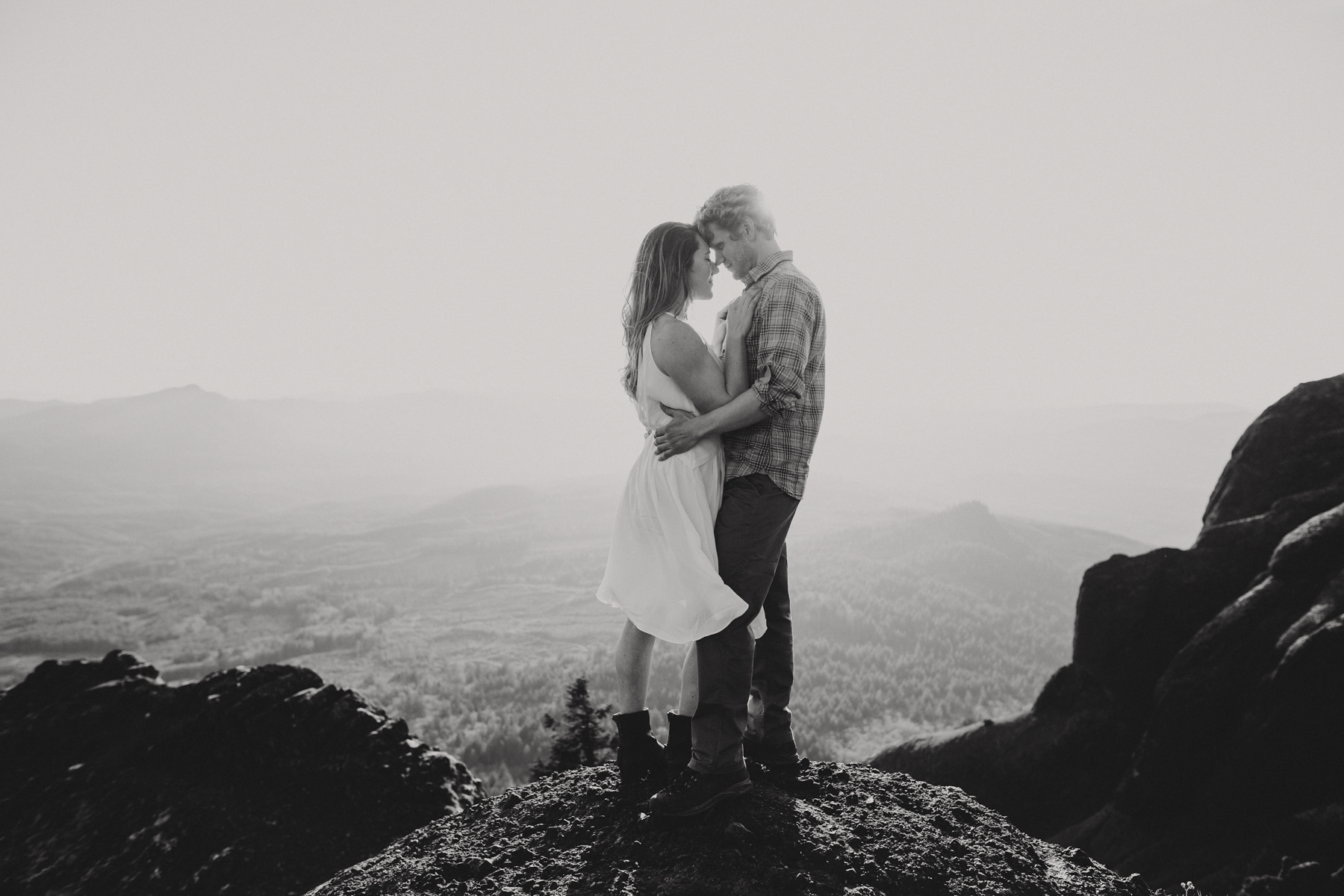 Engagement Photos On Mountain-45