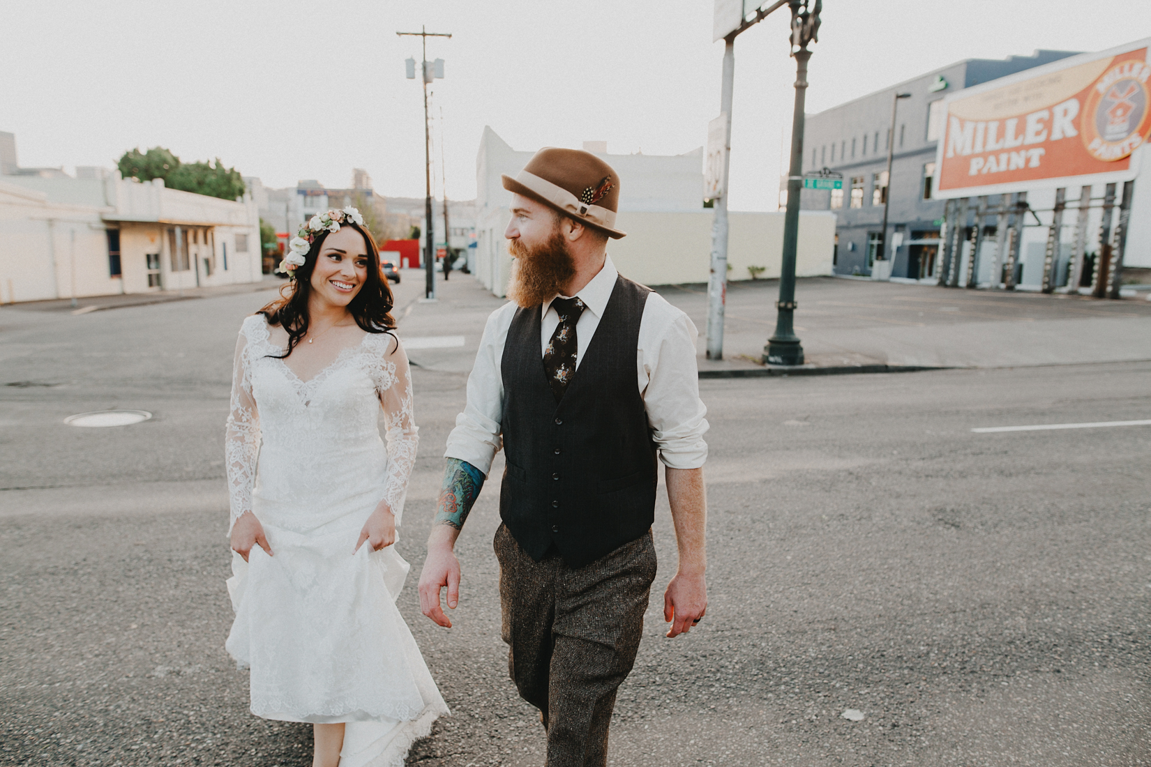 Urban Portland Wedding-145