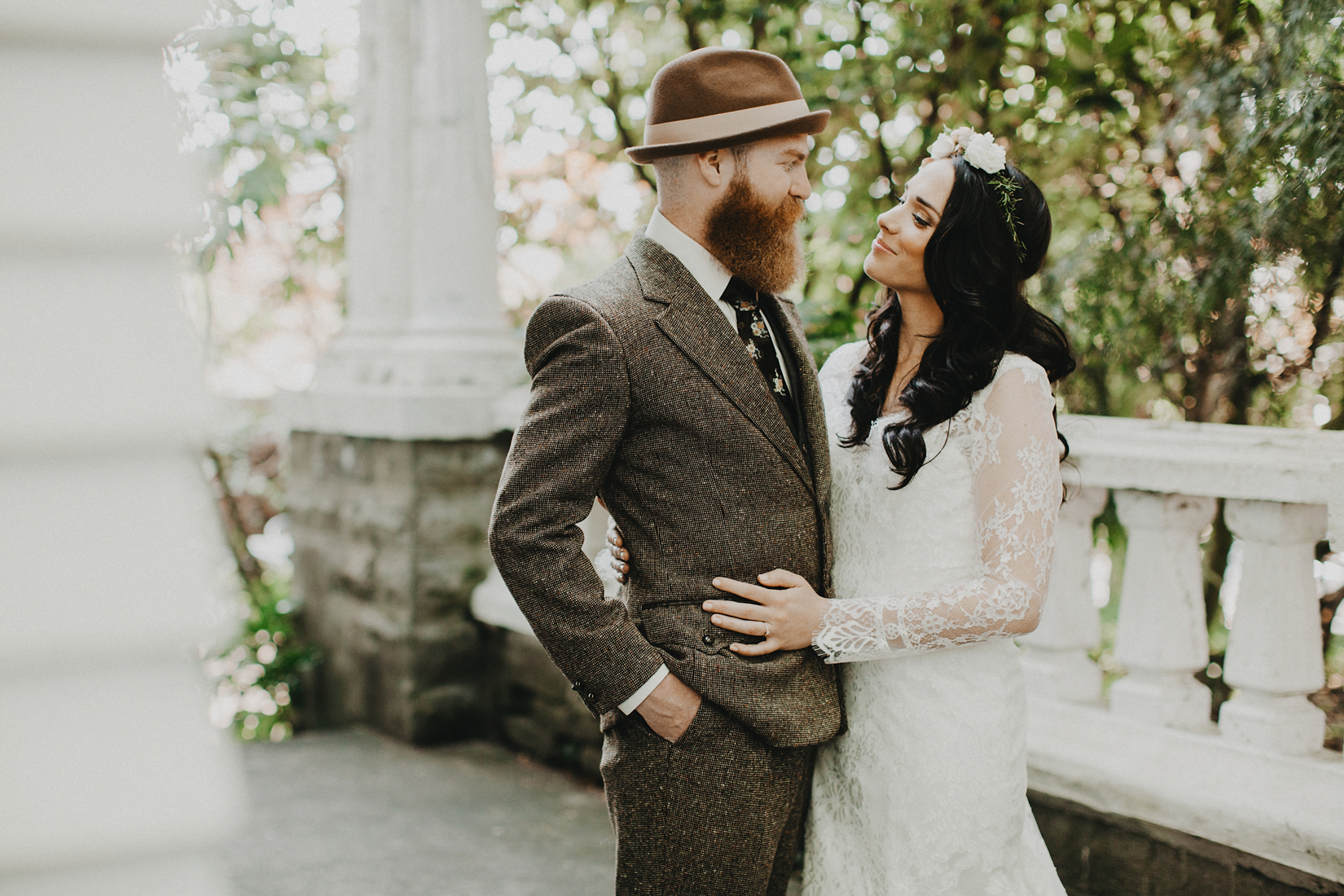 Urban Portland Wedding-23