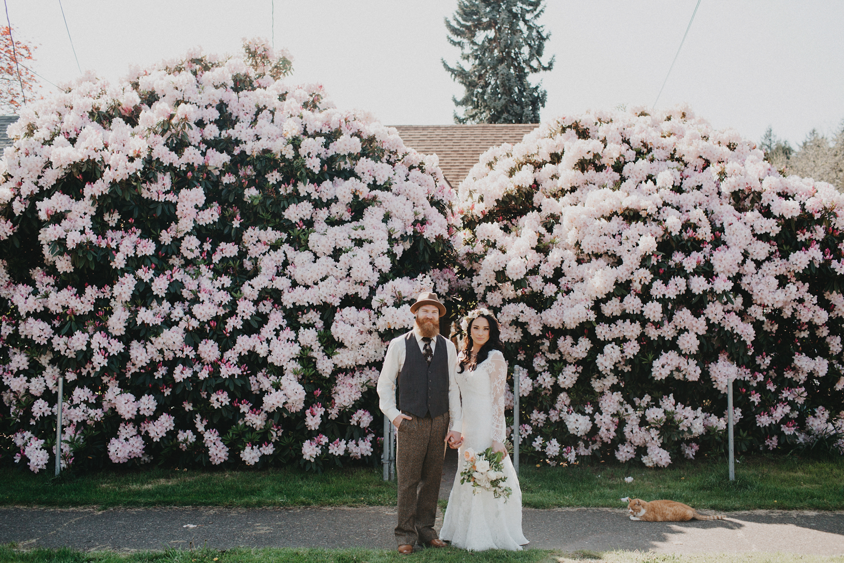Urban Portland Wedding-50