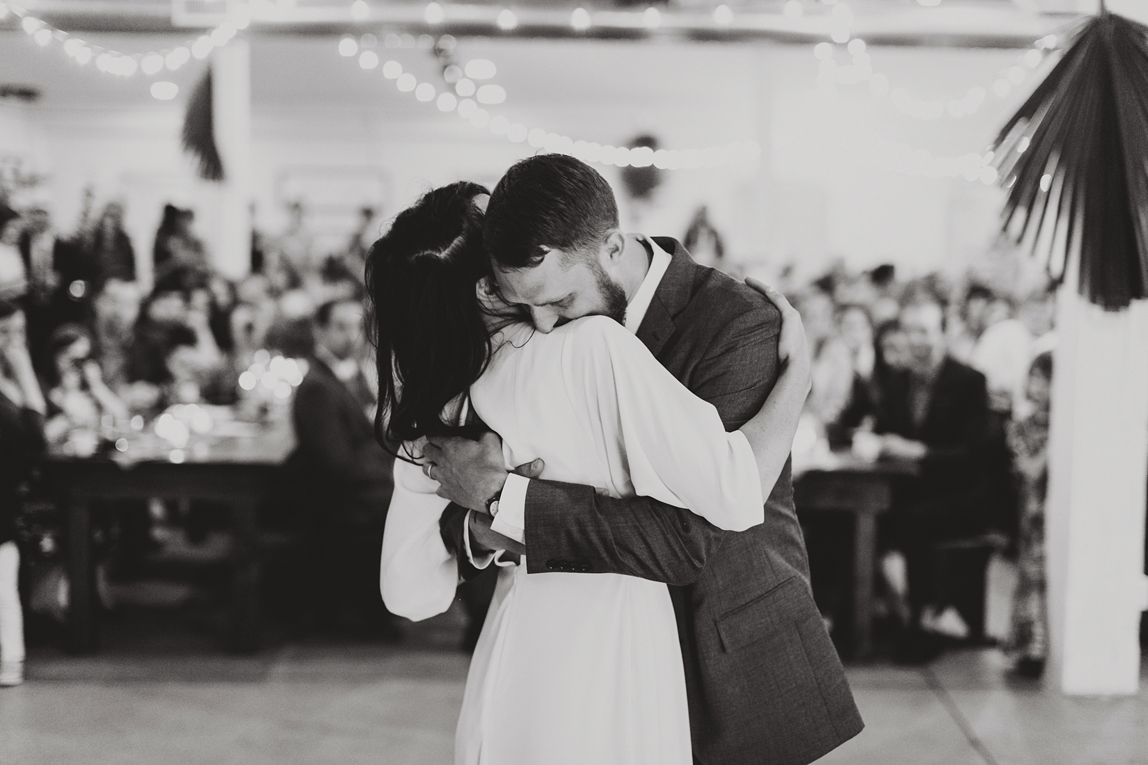 Warehouse Wedding in Portland -210