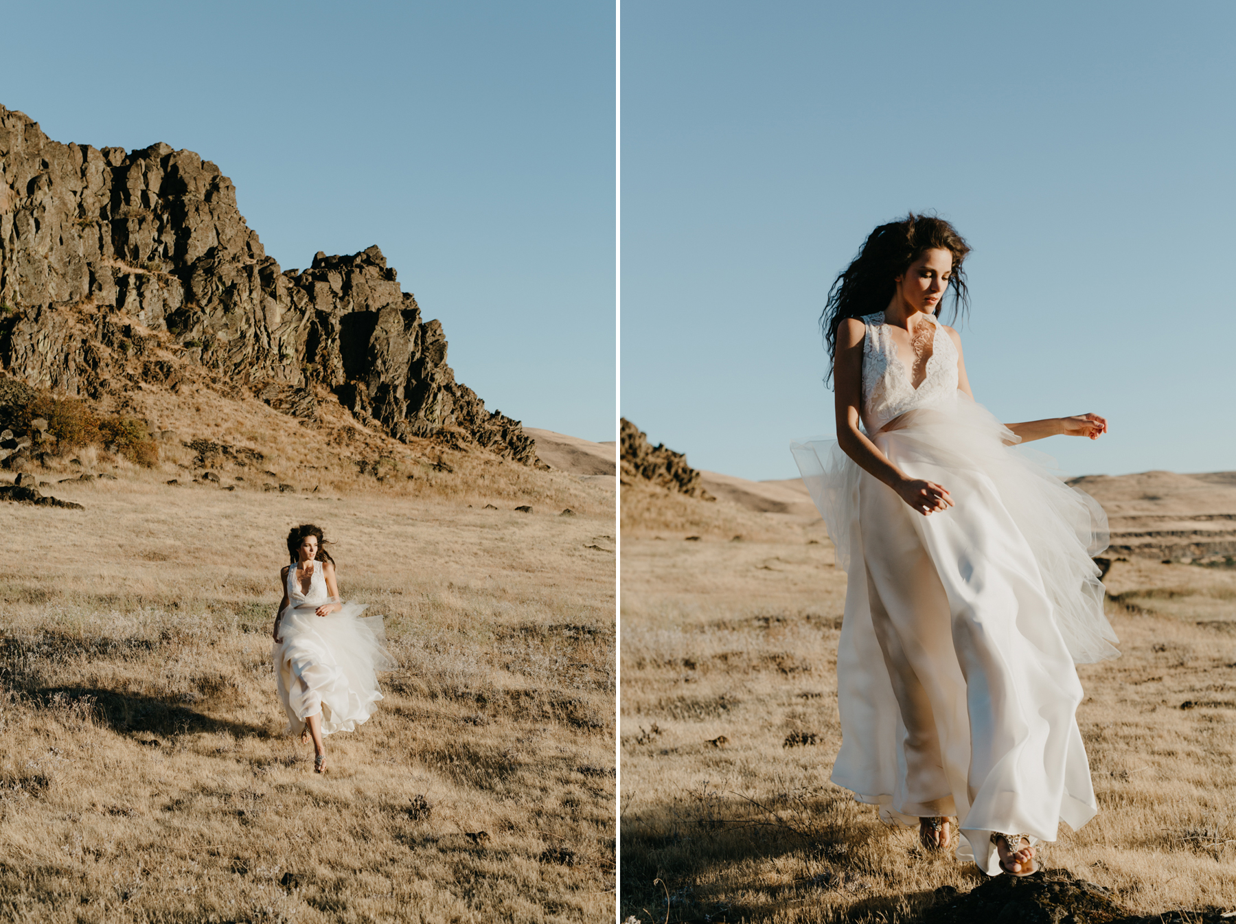 Portland Bridal Elizabeth Dye Lookbook