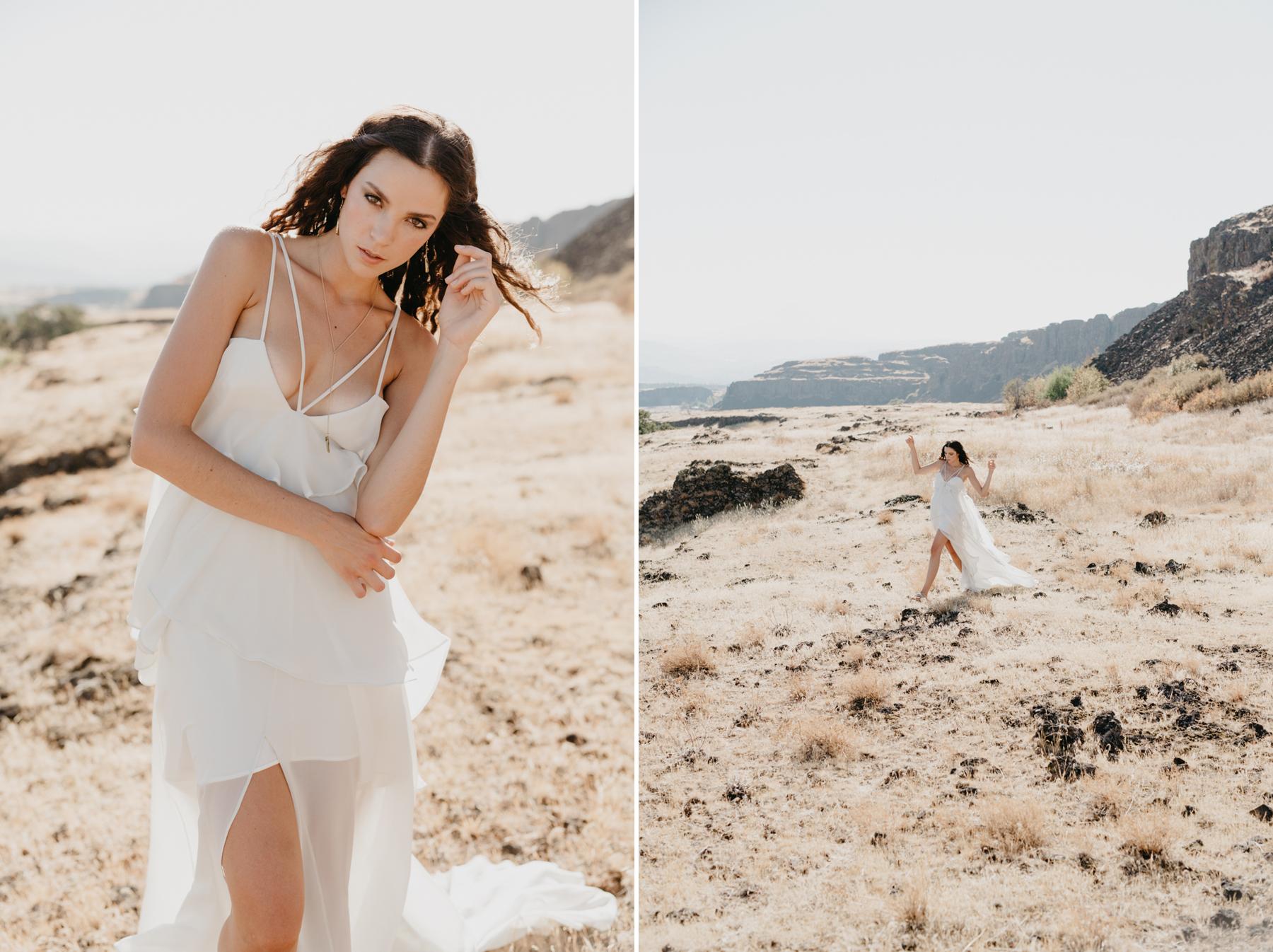 Amazing local dress designer Elizabeth Dye's dress collection
