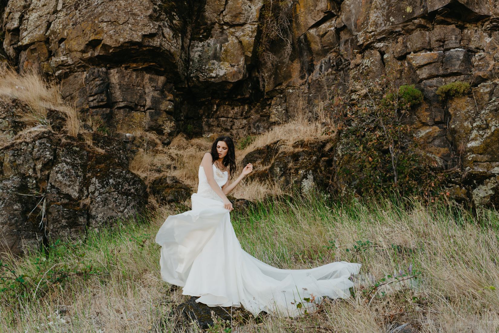 Portland Bridal Elizabeth Dye Lookbook