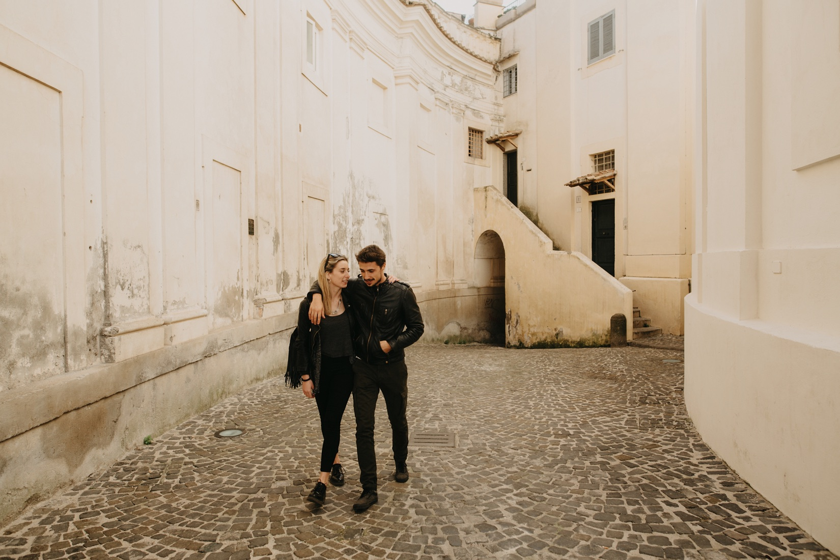 Rome Engagement Session 1