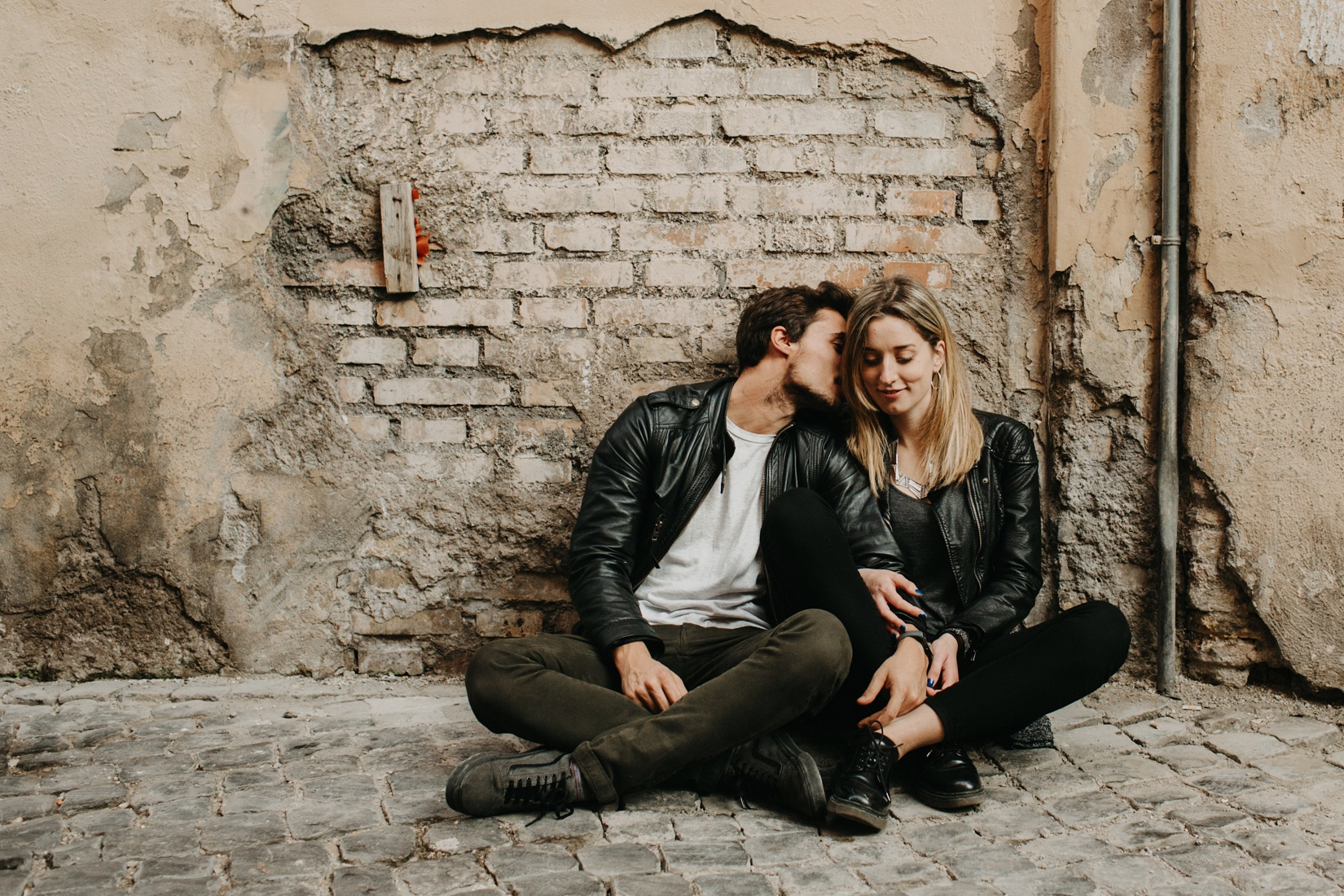 Rome Engagement Session 23