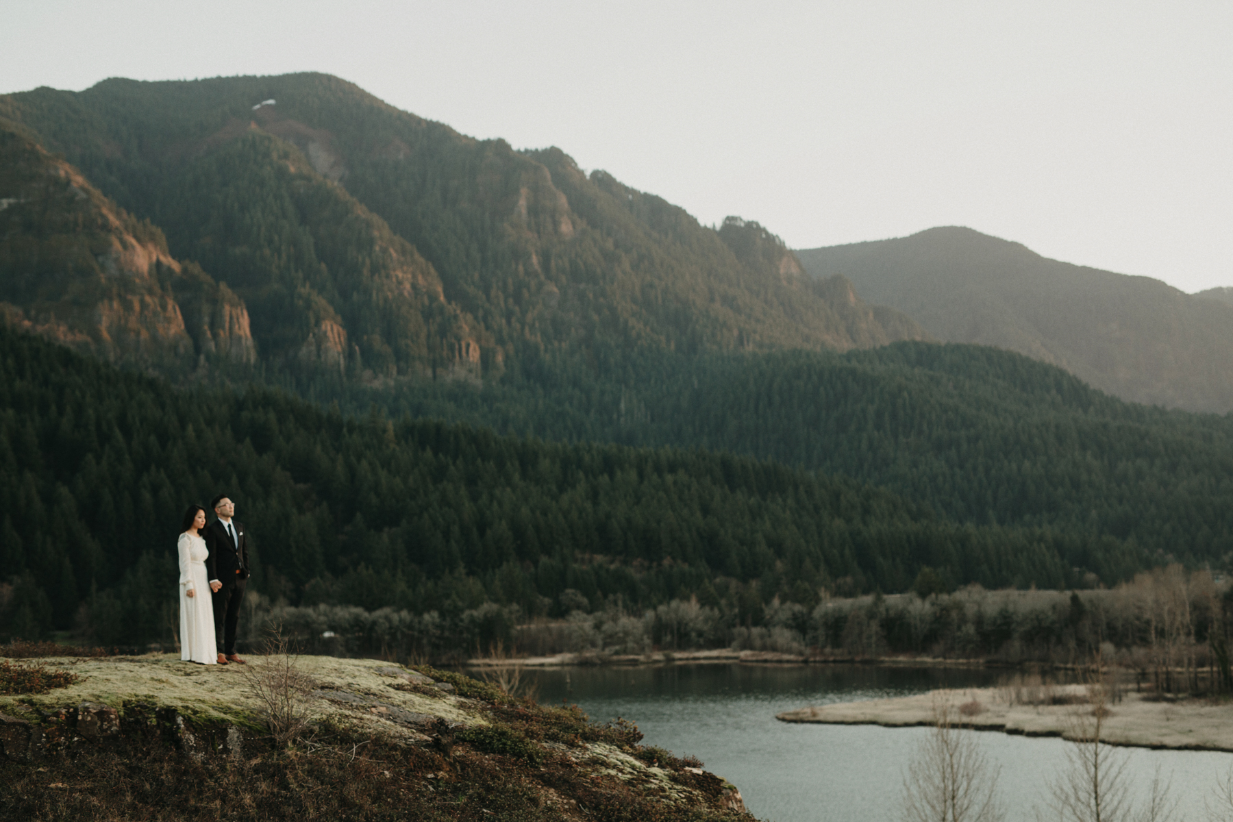 Portland Mountain Wedding