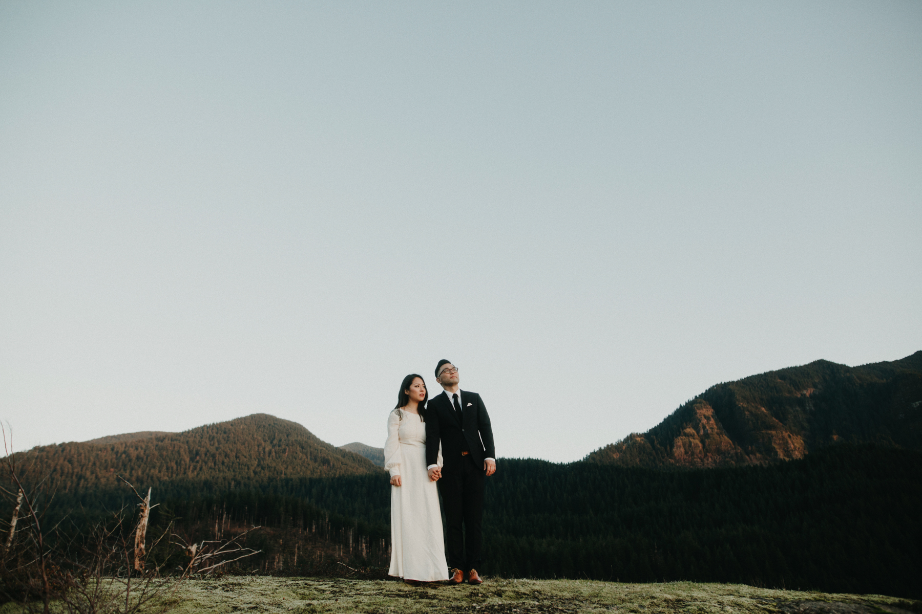 Oregon Mountain Wedding