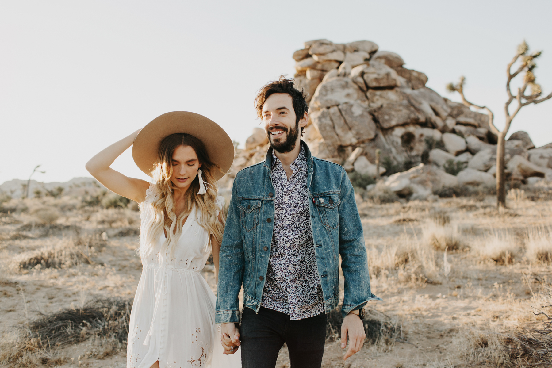 Joshua Tree Engagement Photos 11 Portland Wedding Photographer