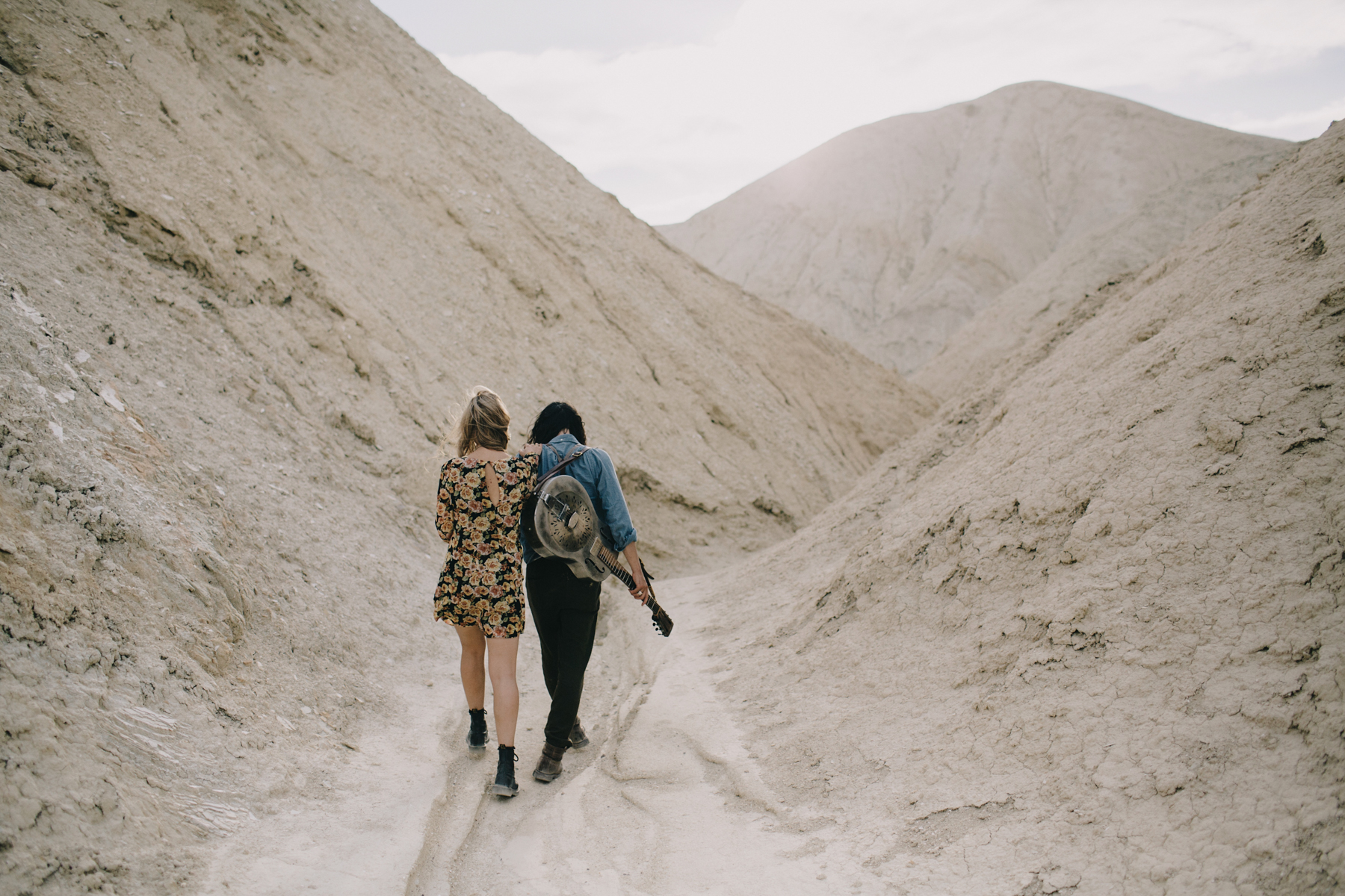 Death Valley Couples Portraits