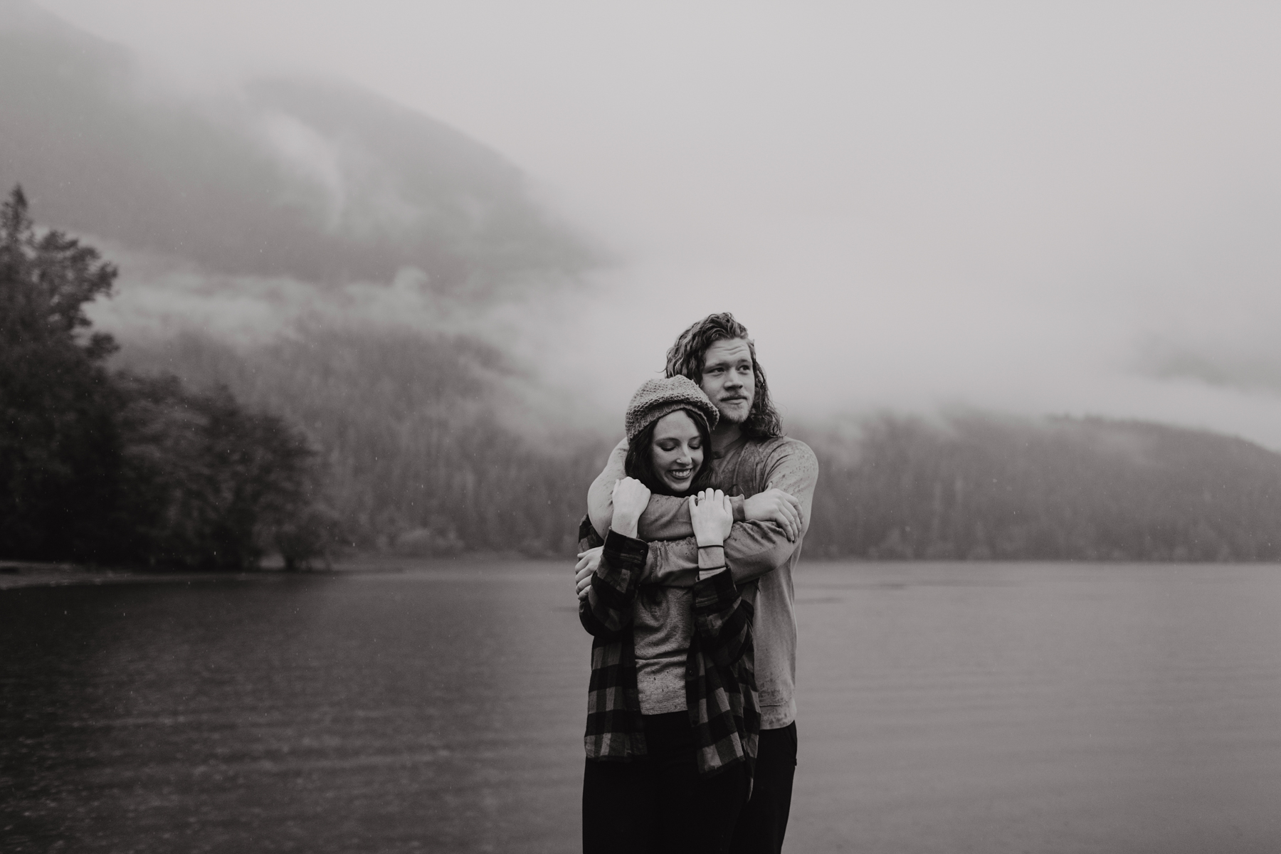 olympic national forest wedding