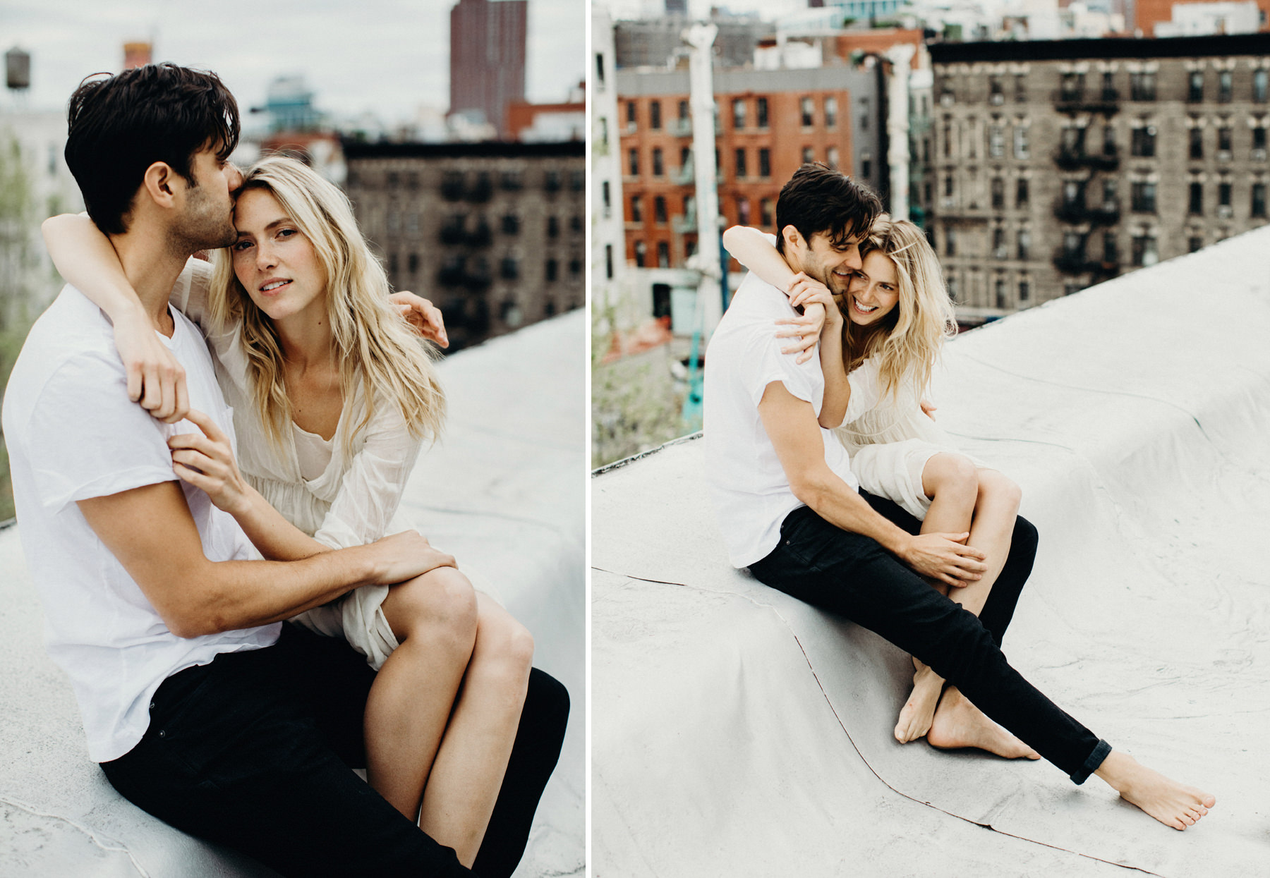 New York Rooftop Session