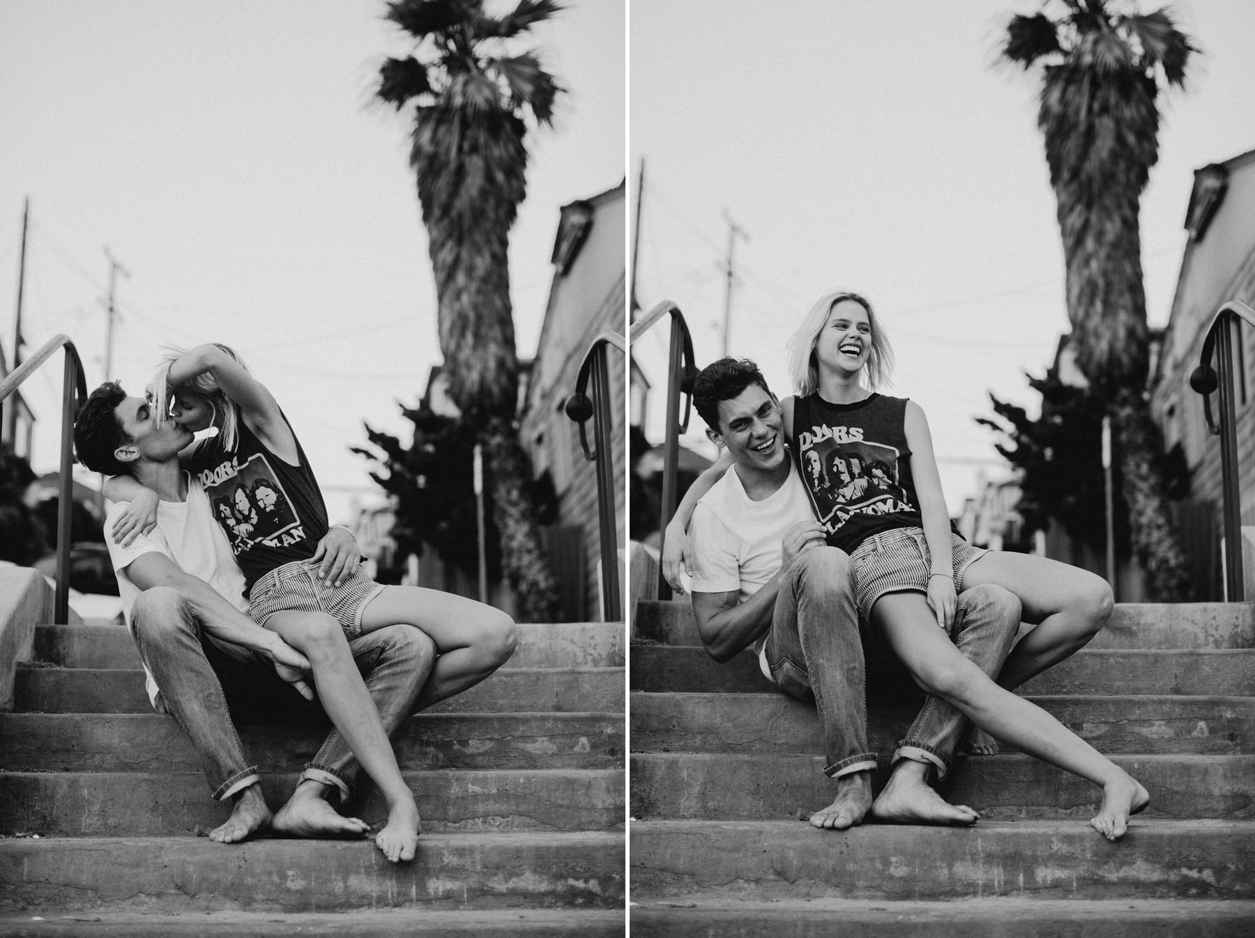LA Couple Photos