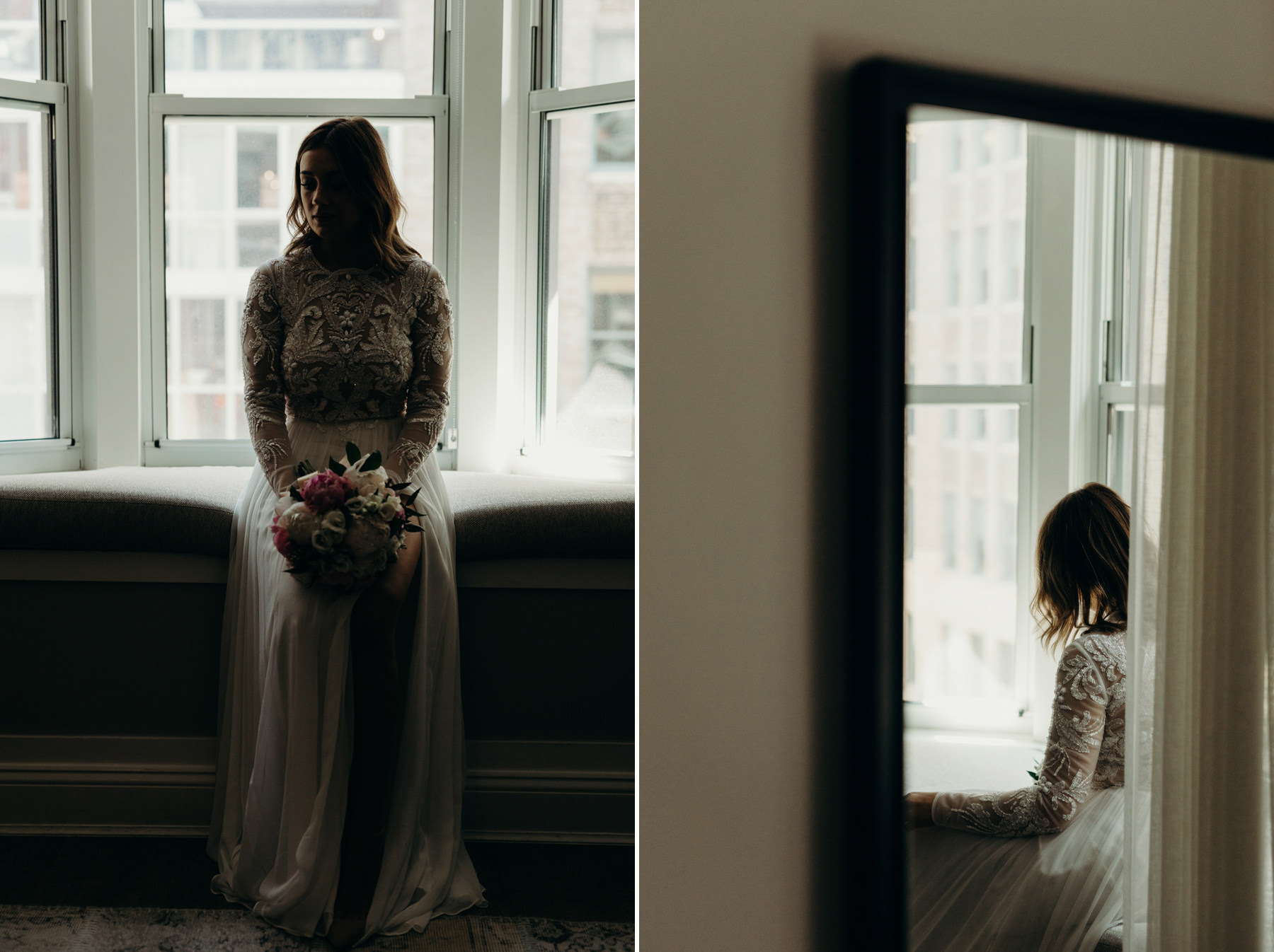 Kate Lavie Wedding NYC
