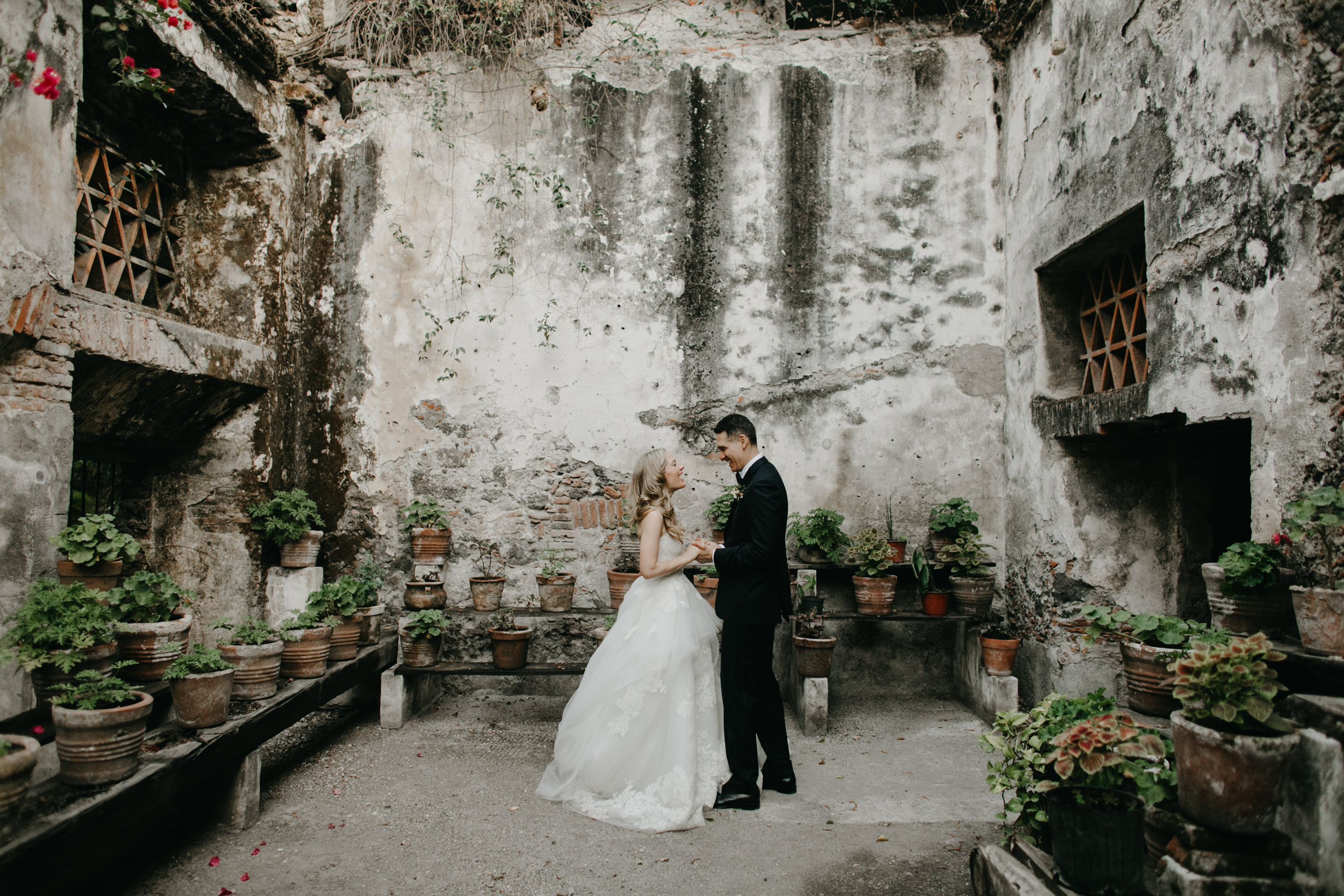 Mexico Hacienda Wedding
