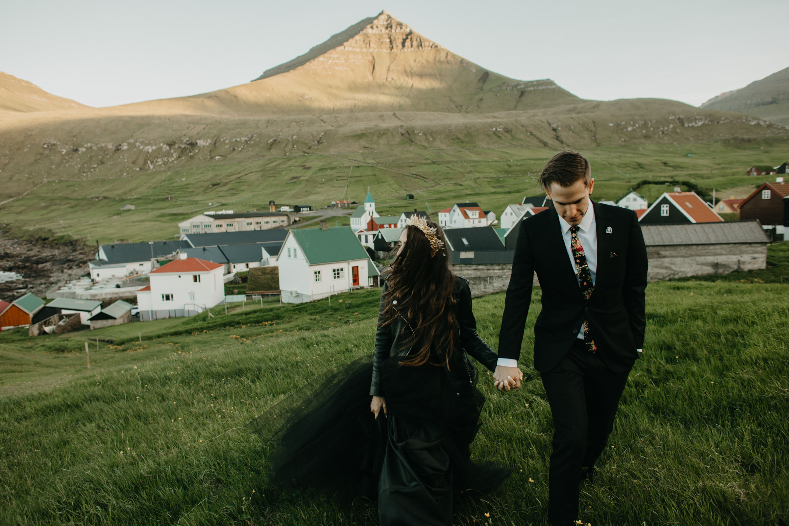 Faroe Islands Wedding